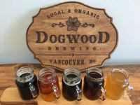 Dogwood Brewing Flight