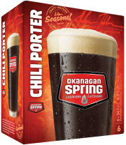Okanagan Springs Chili Porter