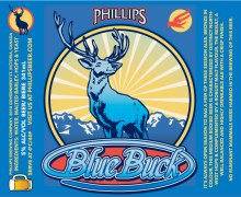 Phillips Blue Buck Ale