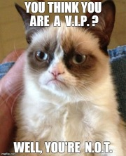 VIP NOT