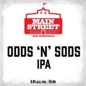 Main Street Odd N' Sods IPA