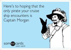 Cruise Ship Pirate