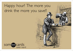 Happy Hour Savings