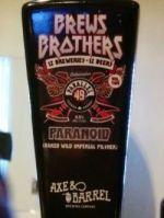 Parallel 49 & Axe & Barrel Paranoid Oat Wild Pilsner