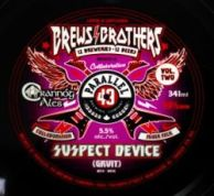 Parallel 49 & Crannog Ales Suspect Device Gruit