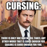 Cursing Taxes