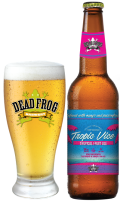 Dead Frog Tropic Vice Tropical Fruit Ale