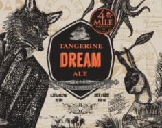 Four Mile Tangerine Dream Ale