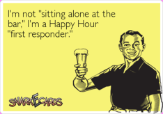 happy-hour first responder
