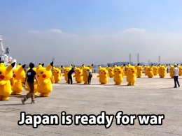 Japan Ready for War