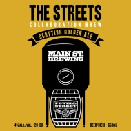 Main Street & Powell Street Scottish Golden Ale