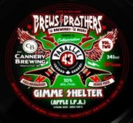 Parallel 49 & Cannery Gimme Shelter Apple IPA