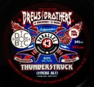 Parallel 49 & Doan's Thunderstruck Sticke Alt