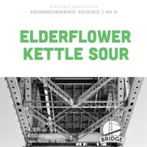 Bridge Elderflower Kettle Sour