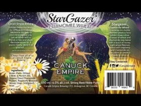 Canuck Empire Star Gazer Chamomile Wheat Ale