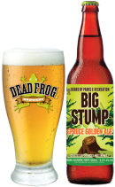 Dead Frog Big Stump Spruce Golden Ale
