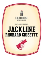 Lighthouse Jackline Rhubarb Grisette