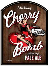 Mission Springs Cherry Bomb Pale Ale