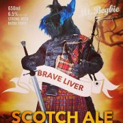 Mt. Begbie Brave Liver Scotch Ale