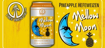 Tree Mellow Moon Pineapple Hefeweizen
