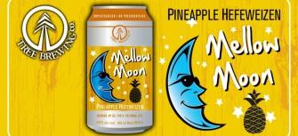 Tree Mellow Moon Pineapple Hefeweizen