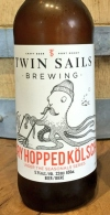Twin Sails Dry Hopped Kolsch