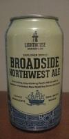 Lighthouse Broadside Northwest Ale