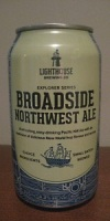 Lighthouse Broadside Northwest Ale