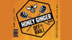 Off the Rail Beez Kneez Honey Ginger Ale
