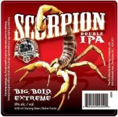 Tin Whistle Scorpion Double IPA