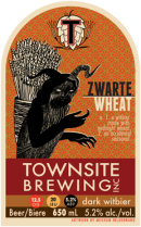 Townsite Zwarte Wheat