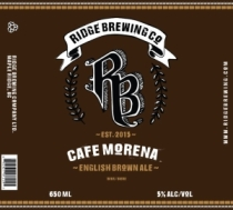 ridge-cafe-morena-english-brown-ale
