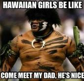 Hawaiian Dad