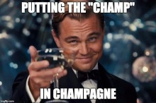 Champ in Champagne