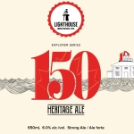 Lighthouse 150 Heritage Ale