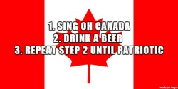 Oh Canada Beer