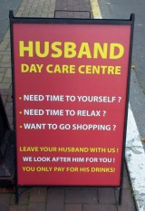 Husband-Signs