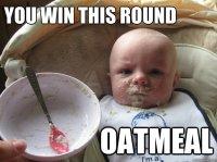 Oatmeal Win
