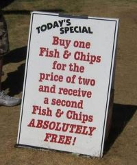 Fish & Chips Deal