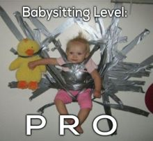 babysitting-level-pro