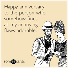 anniversary flaws