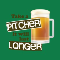 pitcher longer