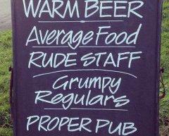 proper pub