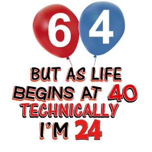 64 Birthday