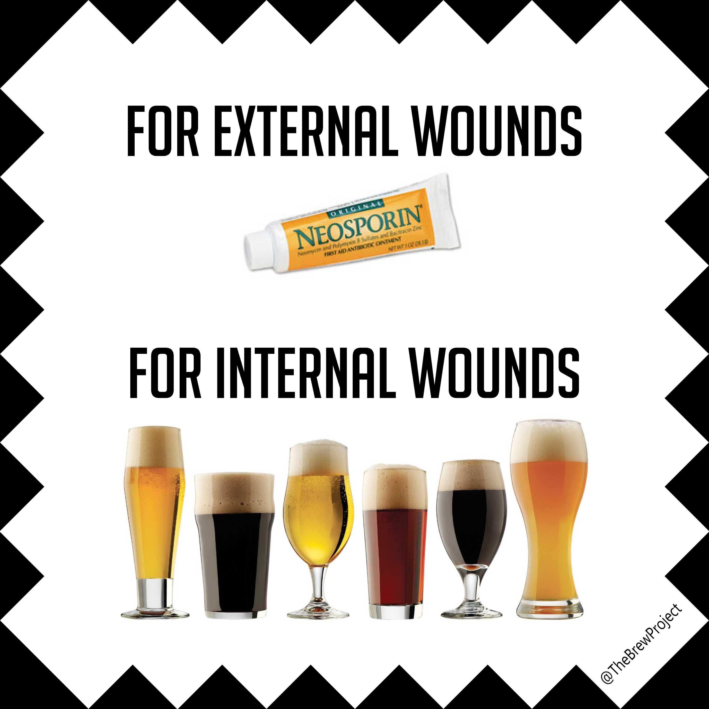 Beer Wounds